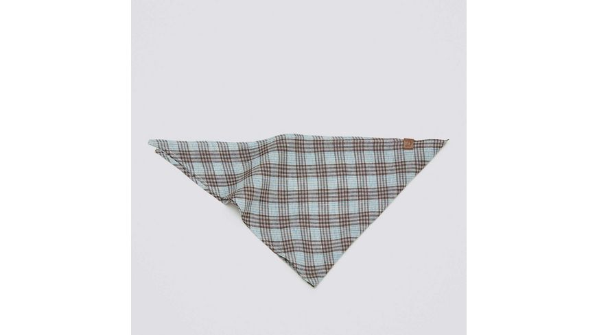 Cloud7 Bandana Cyan Brown Large