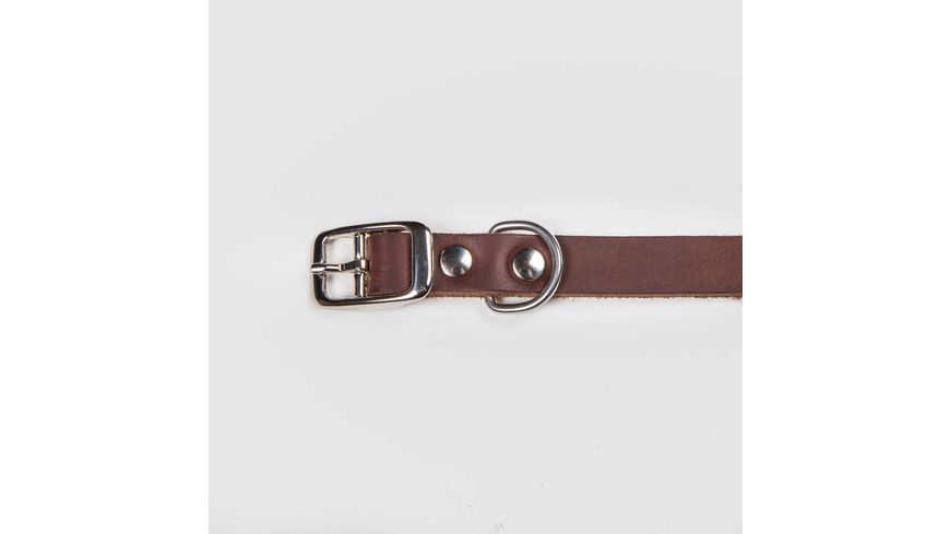 Cloud7 Halsband Risverside Saddle Brown Small