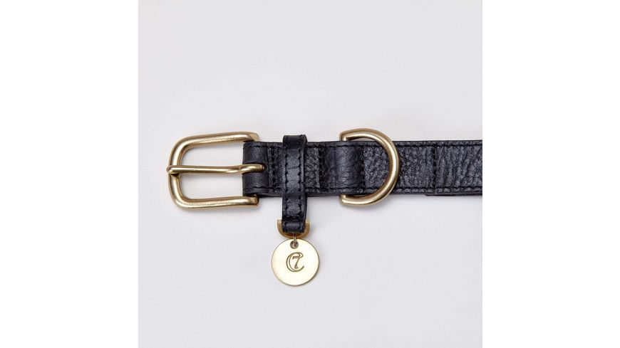Cloud7 Halsband Hyde Park Black Small