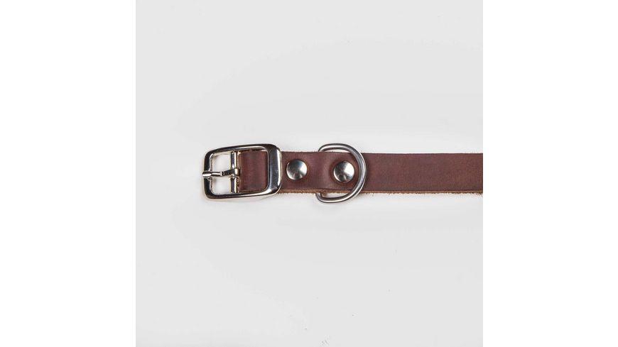 Cloud7 Halsband Risverside Saddle Brown Large