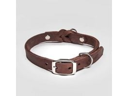 Cloud7 Halsband Risverside Saddle Brown Large