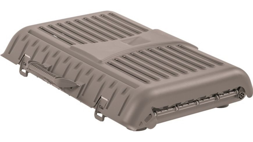 rotho CARRIER faltbare Tiertransportbox cappuccino