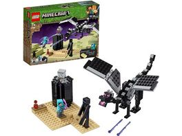 LEGO Minecraft 21151 Das letzte Gefecht