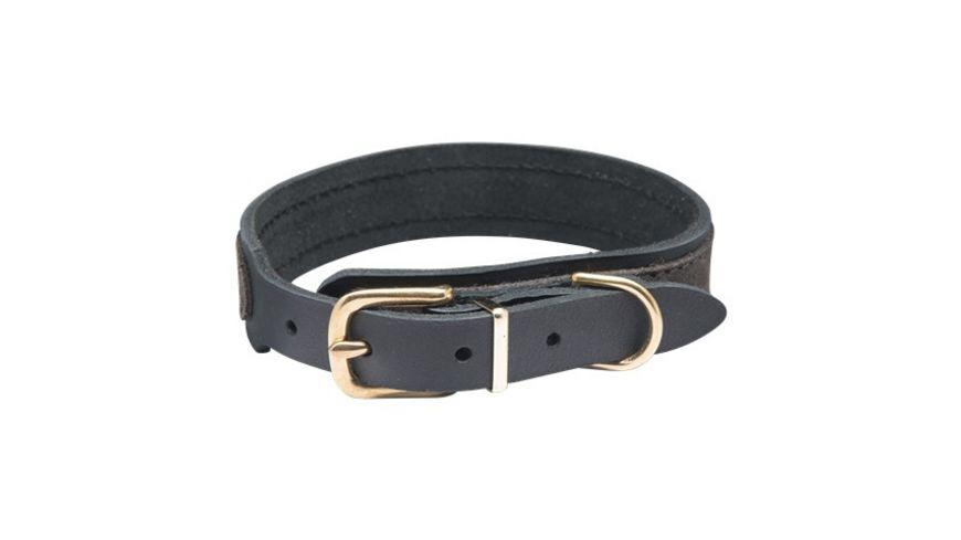 DOGIUS Hundehalsband Koper schwarz whisper XS