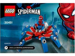 LEGO Marvel Super Heroes 30451 Spider Man Mini Spinnenkrabbler Polybag