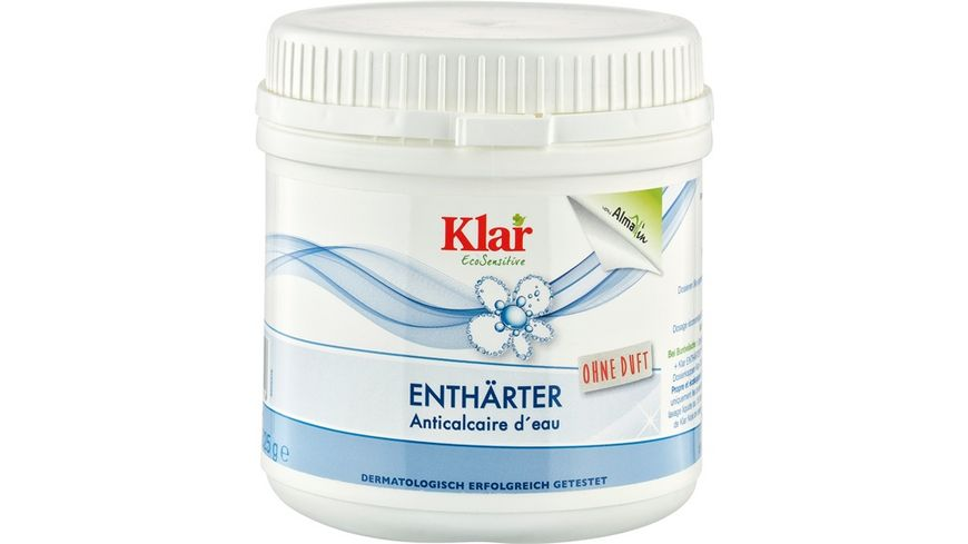 Klar Eco Sensitive Enthaerter