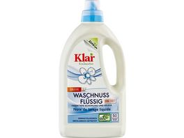 Klar Eco Sensitive Waschnuss Fluessig