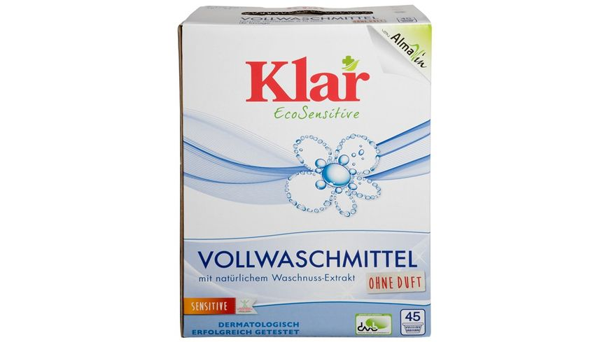 Klar Eco Sensitive Vollwaschmittel