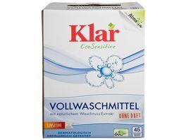 Klar Eco Sensitive Vollwaschmittel