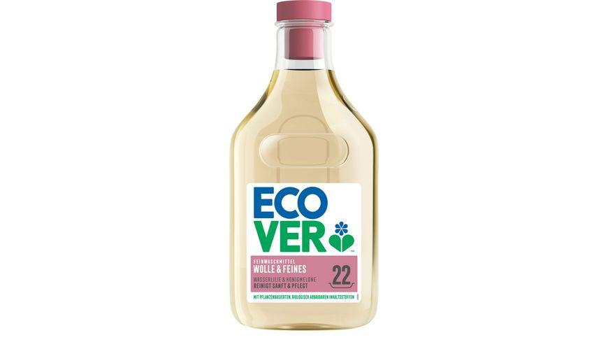 Ecover Woll und Feinwaschmittel