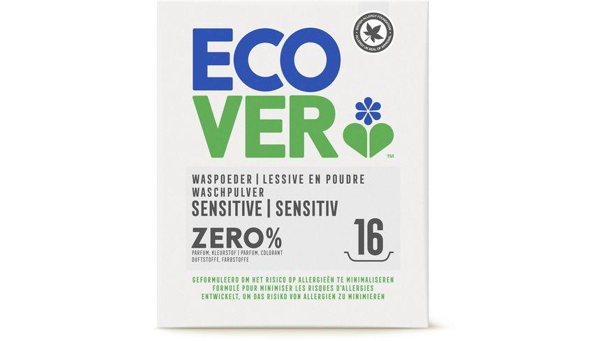 Ecover Waschpulver Universal Zero