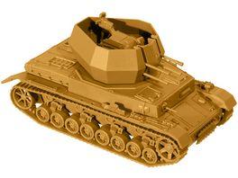 Roco 05056 Minitank Wirbelwind Flakpanzer 4