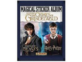 Panini Harry Potter Phantastische Tierwesen 2 10er Blister