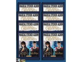 Panini Harry Potter Phantastische Tierwesen 2 Multipack