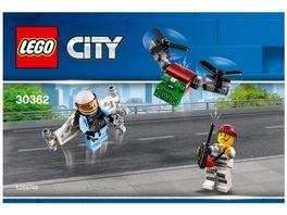 LEGO City 30362 Sky Police Jetpack Polybag