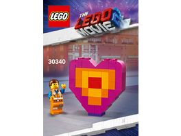 LEGO Movie 2 30340 Emmets Herz Polybag