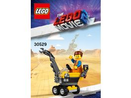 LEGO Movie 2 30529 Baumeister Emmet