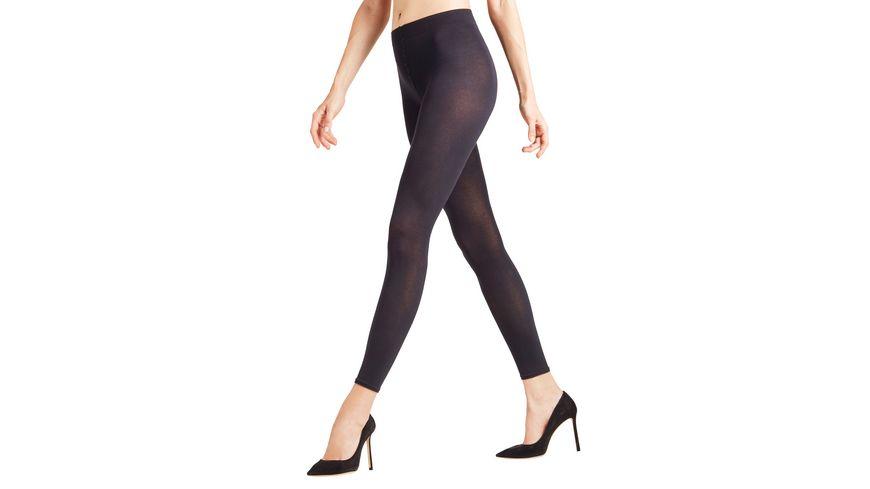 FALKE Damen Leggings Cotton Touch