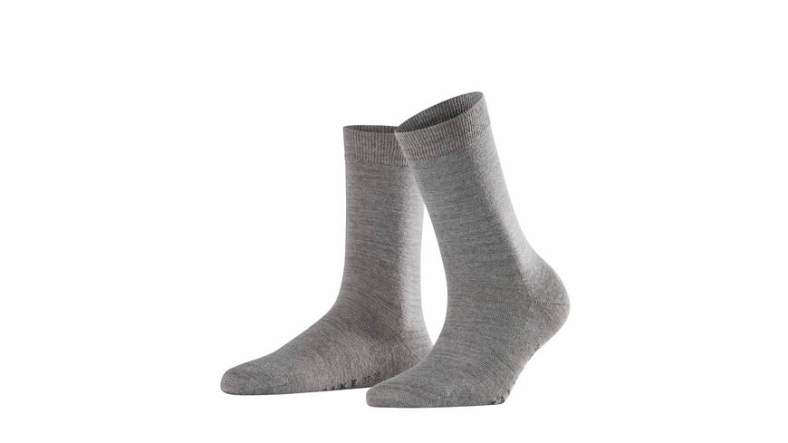 FALKE Damen Socken Softmerino