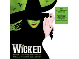 Wicked The 15th Anniversary Edition