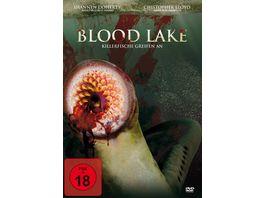 Blood Lake Killerfische greifen an