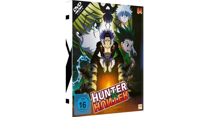 HUNTER x HUNTER Volume 4 Episode 37 47 2 DVDs