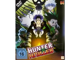 HUNTER x HUNTER Volume 4 Episode 37 47 2 DVDs