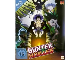 HUNTER x HUNTER Volume 4 Episode 37 47 2 BRs