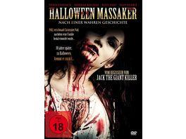 Halloween Massaker The Asylum