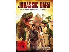 Jurassic Dark Das Dinosaurier Experiment