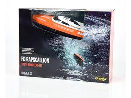 Carson DMAX FD Rapscallion 2 4G 100 RTR