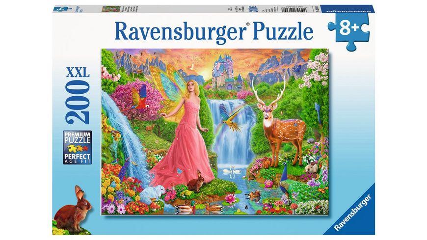 Ravensburger Puzzle Magischer Feenzauber 200 XXL Teile