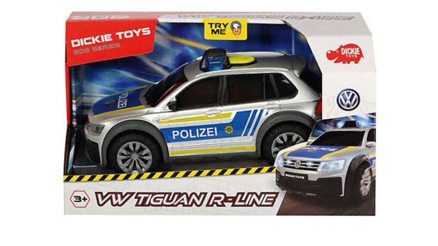 Dickie VW Tiguan R Line