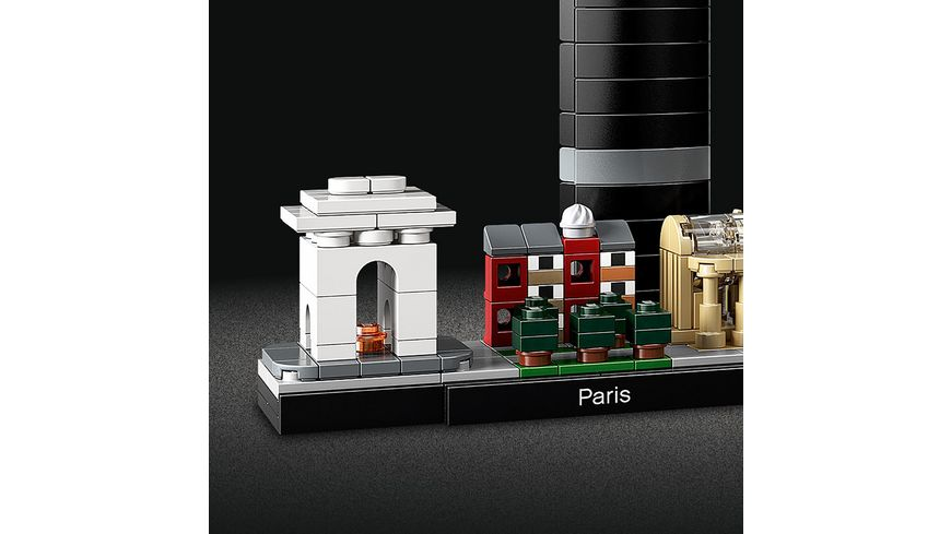 LEGO Architecture 21044 Paris