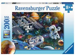 Ravensburger Puzzle Expedition Weltraum 200 XXL Teile