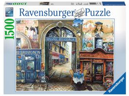 Ravensburger Puzzle Passage in Paris 1500 Teile