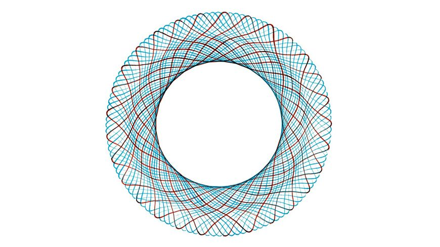 Ravensburger Beschaeftigung Spiral Designer 3D Effect