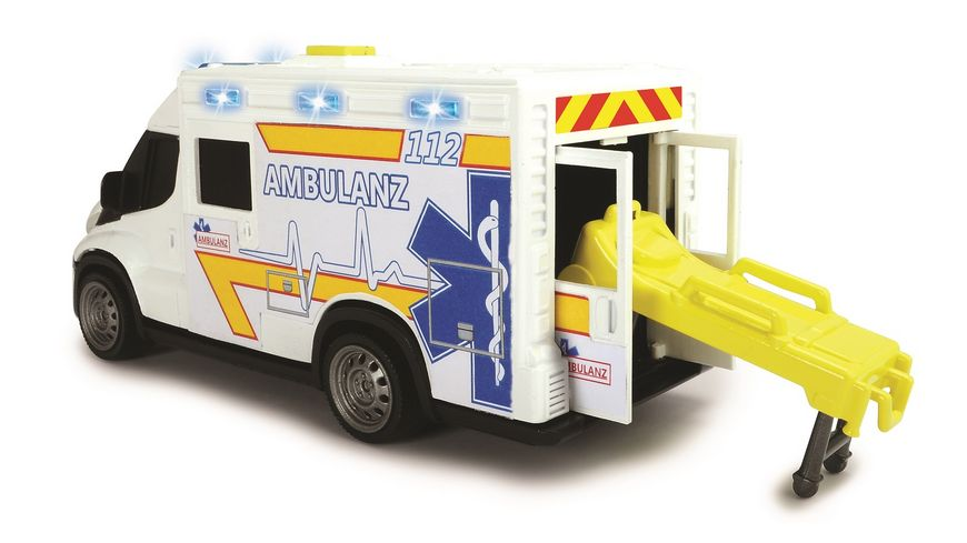 Dickie Iveco Daily Ambulance