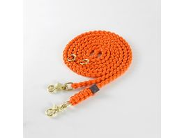 MOLLY STITCH Maritime Leine Pumpkin Small