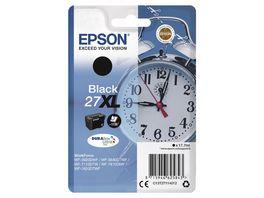 Epson Druckerpatrone T2711XL schwarz