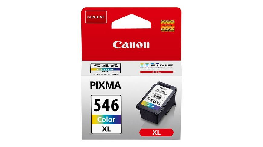 Canon Druckerpatrone CL 546XL Multipack