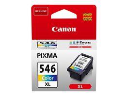 Canon Druckerpatrone CL 546XL Multipack