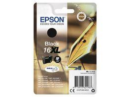 Epson Druckerpatrone T1631XL schwarz