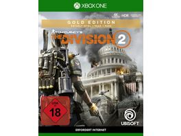 Tom Clancy s The Division 2 Gold Edition