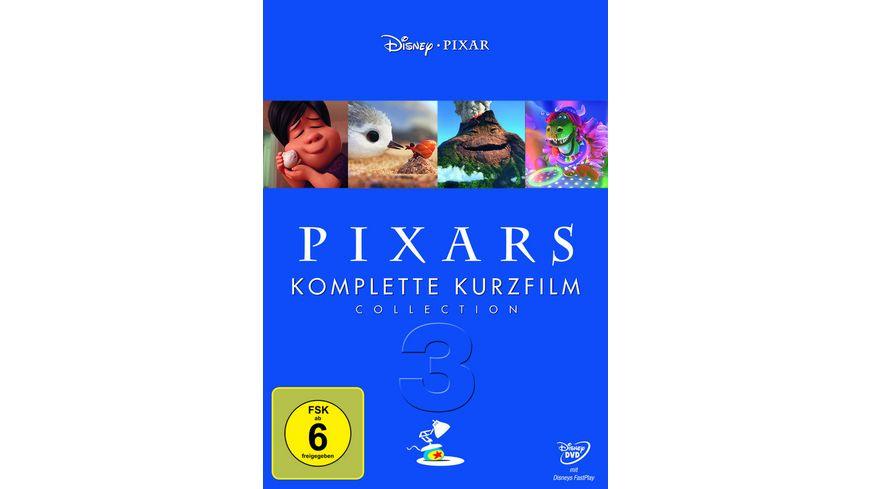 Pixars komplette Kurzfilm Collection 3