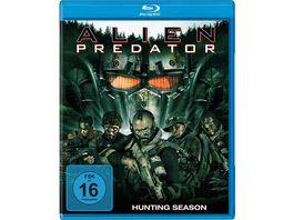 Alien Predator Hunting Season