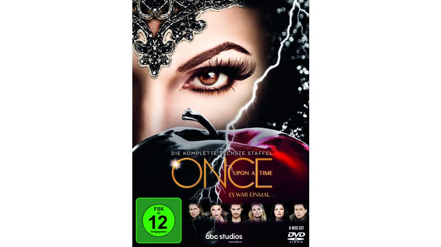 Once upon a time Es war einmal Staffel 6 6 DVDs