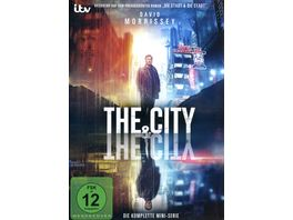 The City the City 2 DVDs