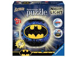 Ravensburger Puzzle 3D Puzzle Nachtlicht Batman 72 Teile