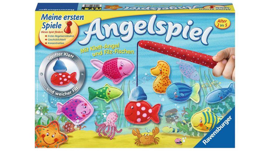 Ravensburger Spiel Mein erstes Angelspiel von Ravensburger ab 2 Jahren